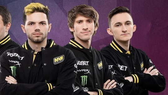 Dendi and other ex-NaVi players are still under contract with the organization