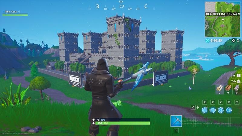 Новая локация The Block