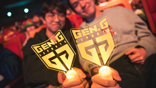 Gen.G force three-way tie in Group B: Day 3 recap