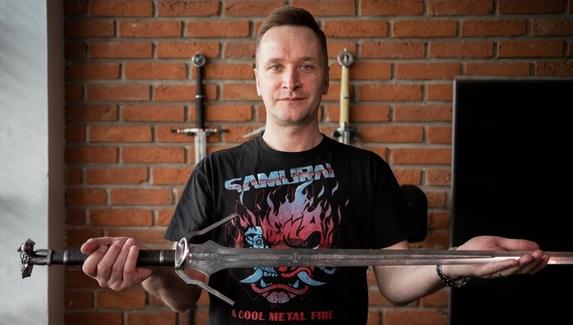 Ведьмачий меч главы CD Projekt RED ушёл с аукциона за $3 тысячи