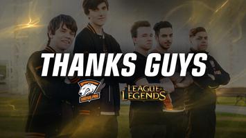Virtus.pro leaves League of Legends
