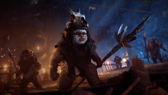 В Star Wars: Battlefront II добавят эвоков и имперских диверсантов