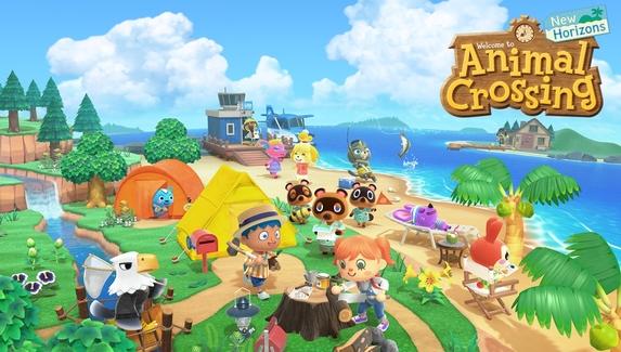 Animal Crossing: New Horizons вернулась на первое место в британском чарте продаж