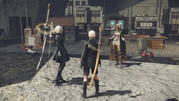 NieR: Automata появится в Xbox Game Pass в начале апреля