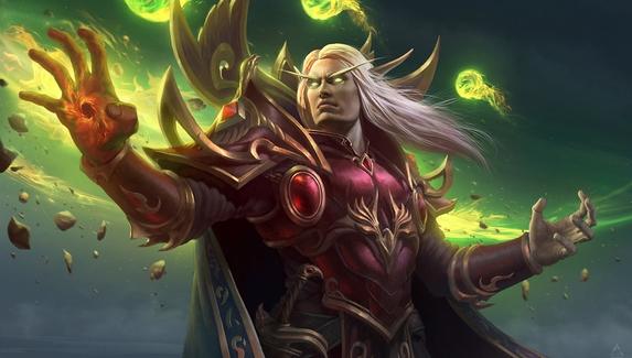 Blizzard провела опрос о переходе на The Burning Crusade среди игроков в World of Warcraft