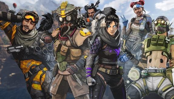 В Apex Legends добавили русскую озвучку и событие «Легендарная охота»