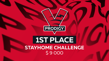VP.Prodigy wins StayHome Challenge
