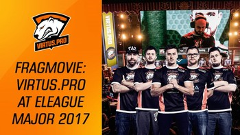 Virtus.pro at ELEAGUE Major 2017