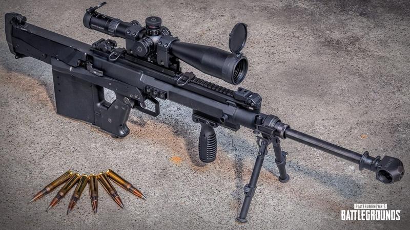 Крупнокалиберная винтовка «Рысь»