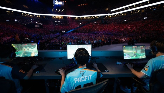 London Spitfire are the champions of the Overwatch League's inaugural season