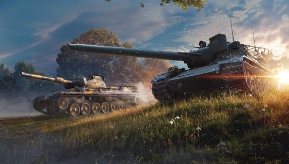 Новый патч для World of Tanks отключил урон по союзникам