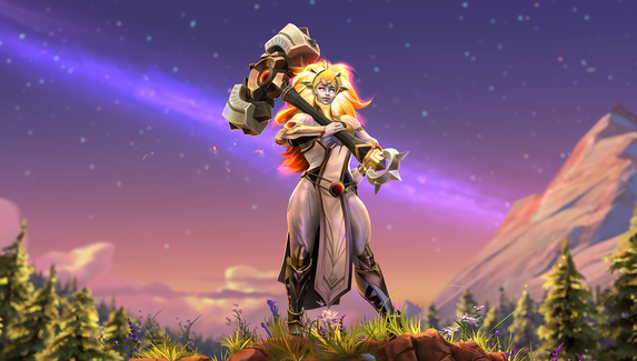 Valve представила нового героя Dota2 — Dawnbreaker