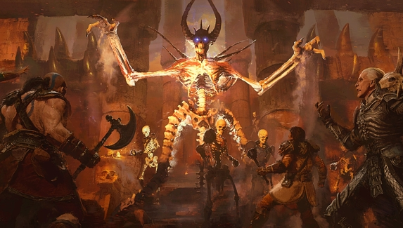 Стартовало альфа-тестирование DiabloII: Resurrected
