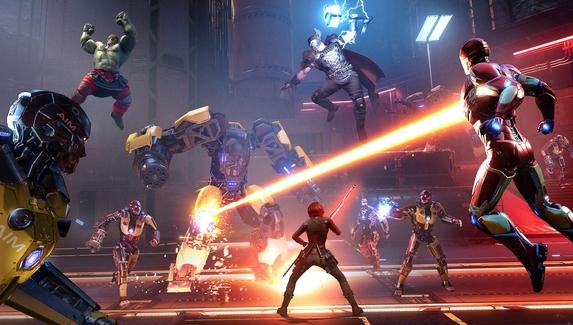 Marvel's Avengers стала самой продаваемой игрой сентября в США
