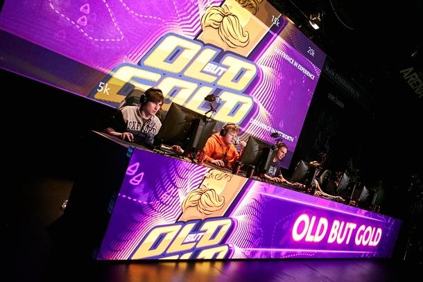 Состав Old But Gold на майноре | Фото: StarLdder
