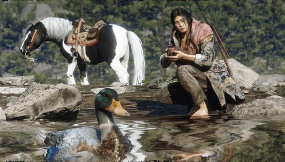 В Red Dead Online вышло масштабное обновление — игрокам предстоит опробовать роль натуралиста