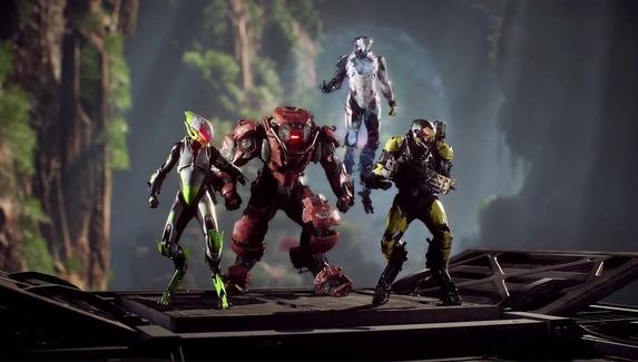 BioWare сообщила о работе над улучшенной версией Anthem
