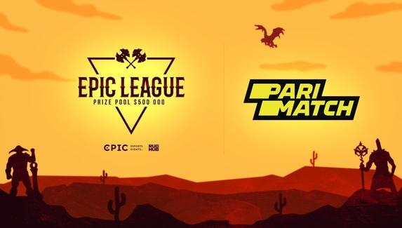 Parimatch стала партнером EPIC League