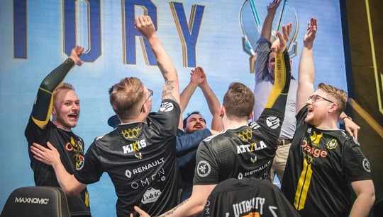 Team Vitality, G2 Esports rise: 2018 Worlds group stage Day 1 Recap