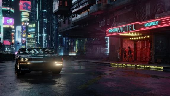 Cyberpunk 2077 возглавила еженедельный чарт продаж Steam
