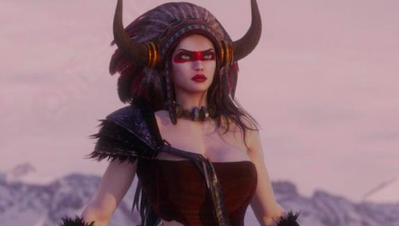 Death Prophet и женская версия Beastmaster — 3D-модели героев от фаната Dota 2