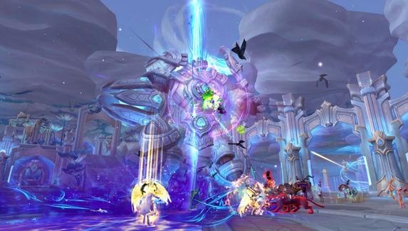Игрок в World of Warcraft в одиночку убил мирового босса Shadowlands