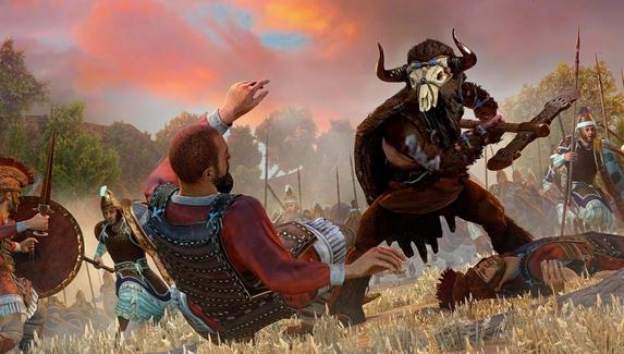 Поддержка пользовательских модификаций в Total War Saga: Troy появится после релиза