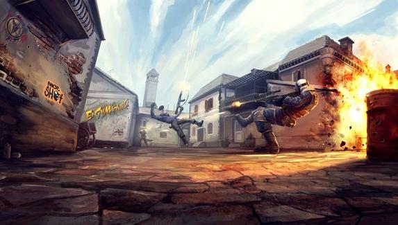 Обновление CS:GO ввело лимит на покупку ослепляющих гранат