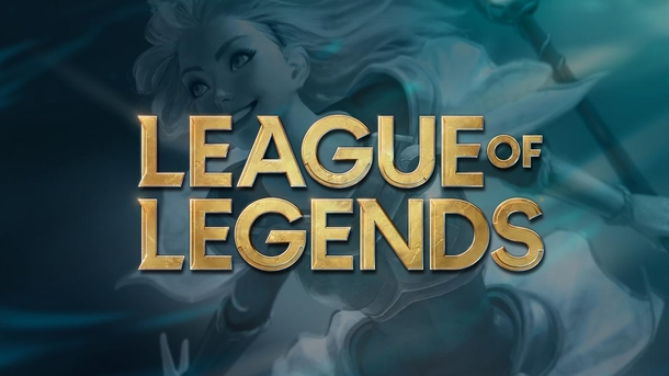 Новый логотип League of Legends