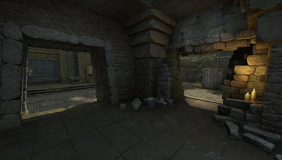 На Ancient обнаружен баг, позволяющий ходить над картой