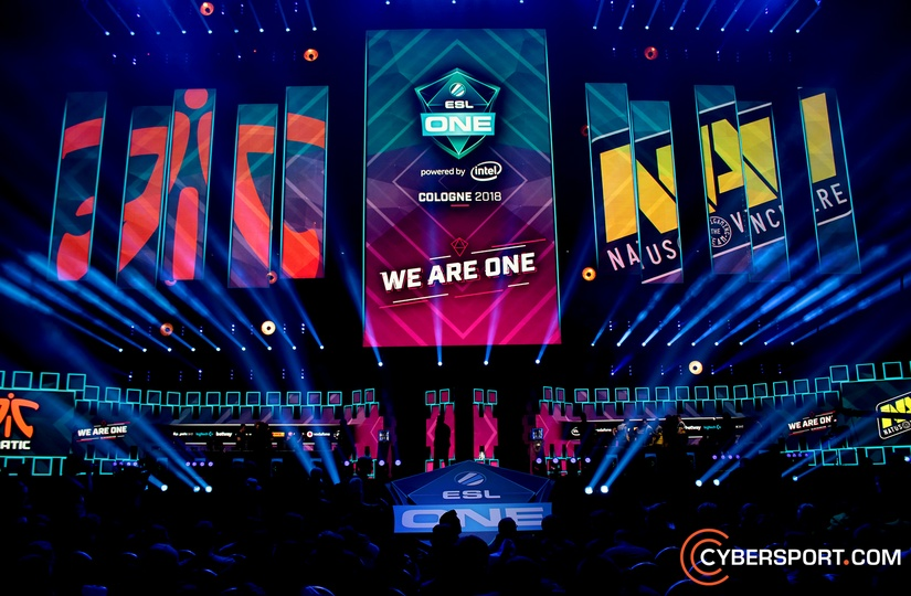 """In the moment: ESL One Cologne, the """"Cathedral of Counter-Strike"""""""