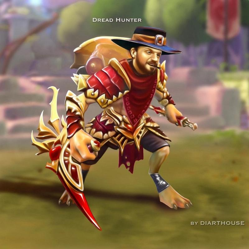 Dread Hunter