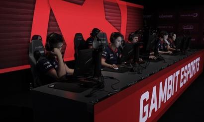 Gambit Esports снялась с ESEA Premier Division Season 28