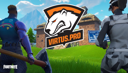 Virtus.pro dive into Fortnite with new roster