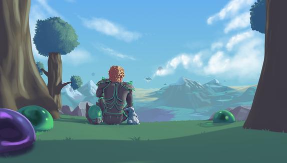 Разработчики Terraria выпустили последнее крупное обновление Journey's End