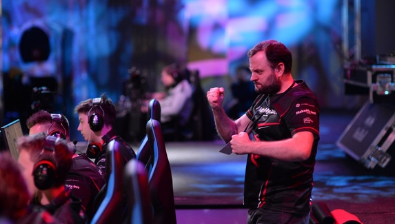Winstrike Team сменила тренера по CS:GO