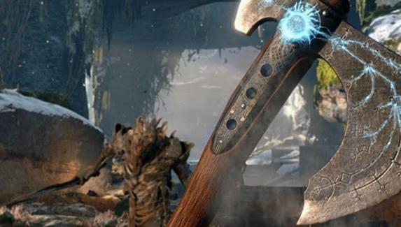 В The Witcher 3: Wild Hunt с помощью модов добавили топор Кратоса из God of War