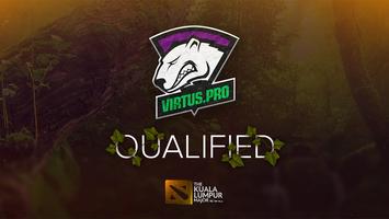 Virtus.pro выигрывает у Team Spirit матч за путевку на The Kuala Lumpur Major