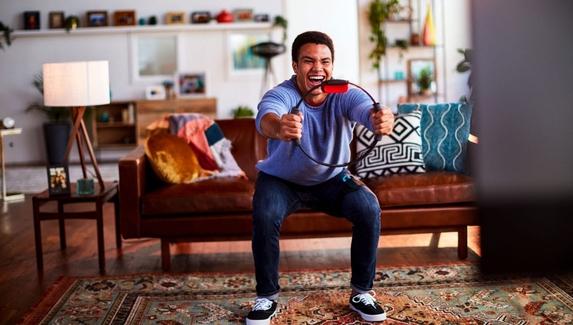 Фитнес-игра от Nintendo вошла в топ-5 британского чарта