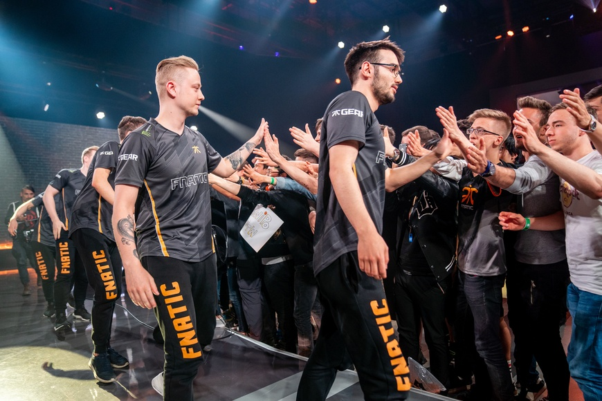Fnatic prove themselves the best in the West in fifth and final day of MSI Group Stage