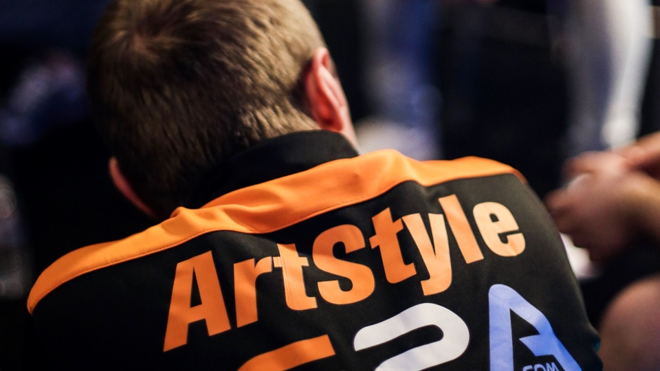 """ArtStyle at TI7: """"It was Chronosphere that killed us"""""""