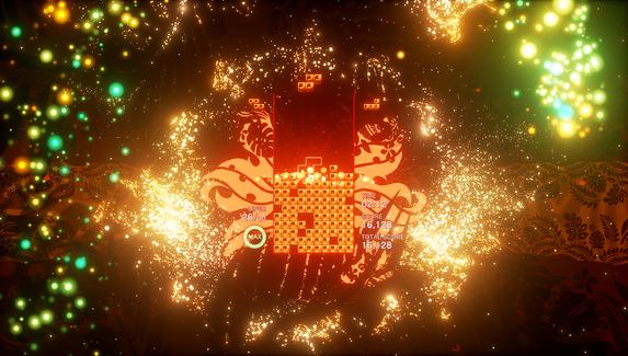 Мультиплеерный «Тетрис» Tetris Effect: Connected получил релизный трейлер
