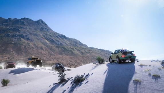 Forza Horizon 5 признана самой ожидаемой игрой E3 2021