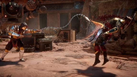 Вышел релизный трейлер Mortal Kombat 11