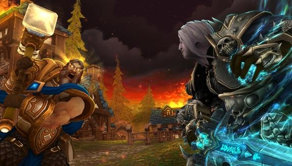 Игрока в World of Warcraft забанили на 50 лет из-за никнейма