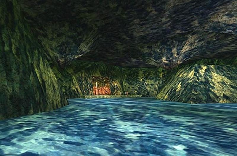 Водная колония Ментала