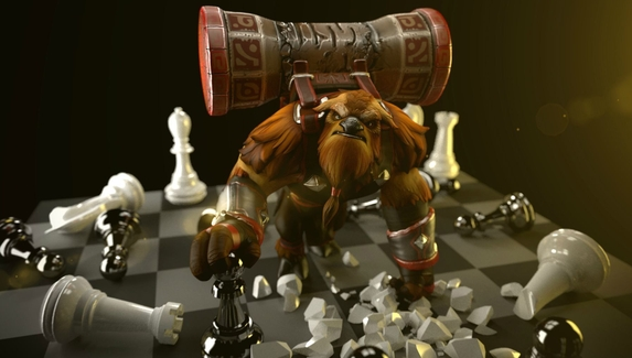 В оригинальной Dota Auto Chess появилась платная подписка