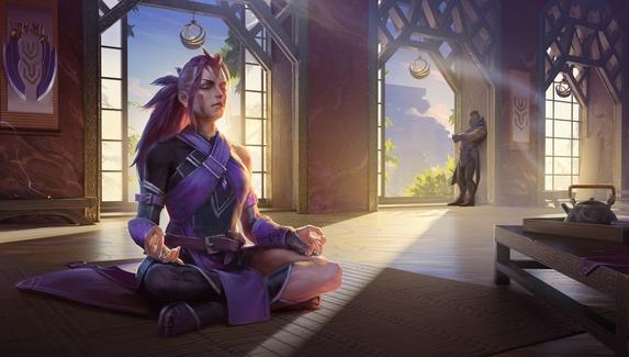 «Путь ученика» — Valve выпустила образ для Anti-Mage