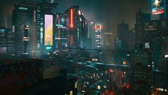 В Epic Games Store загрузили обновление для Cyberpunk 2077 размером 38 ГБ