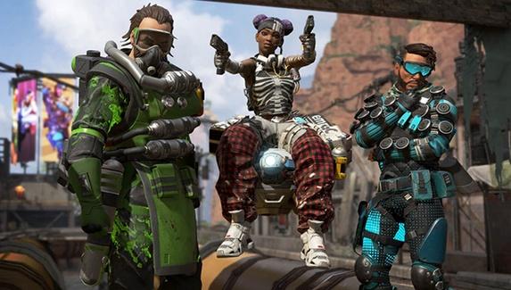 Пользователи Twitch Prime смогут получить предметы для Apex Legends